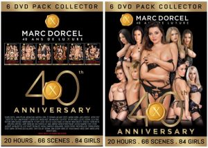 Marc Dorcel 40th Anniversary