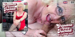 Claire Knight (EU) (63) – Granny loves to fuck and suck a younger cock