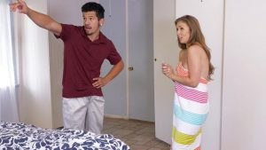 Lena Paul – Exhibitionist Nanny Gets The Wrong Kind Of Attention