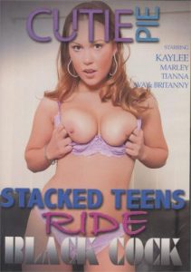 Stacked Teens Ride Black Cock (2018)