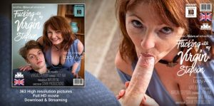 Lady Ava (EU) (57) – Lady Ava seduces her virging stepson to be his first!