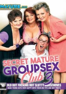 Secret Mature Groupsex Club 3 (2020)