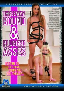 Threeway Bound And Plugged Asses (2019) 1080p