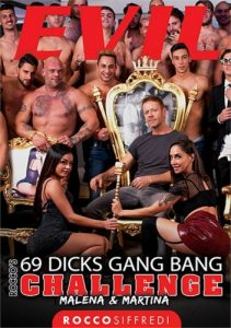 69 Dicks Gang Bang Challenge (2020)
