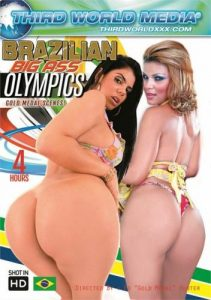 Brazilian Big Ass Olympics (2016)