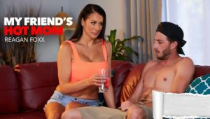 Reagan Foxx – needs some young cock – My Friend's Hot Mom