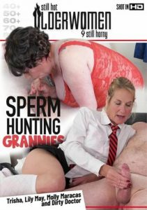 Sperm Hunting Grannies (2020)