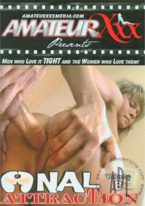 Anal Attraction Vol  8