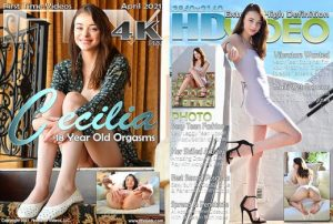 FTV – Cecilia -Vibrators.Wanted  – 04/25/21