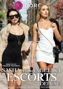 Sasha and Angelika Escorts Deluxe (2021) 1080p
